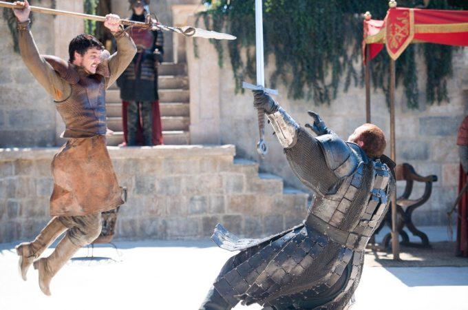 Oberyn Martell, prince de Dorne, est-il un père incsonscient ou au contraire un père libre ?