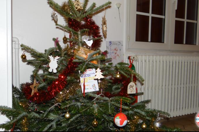 Un beau sapin de Noël