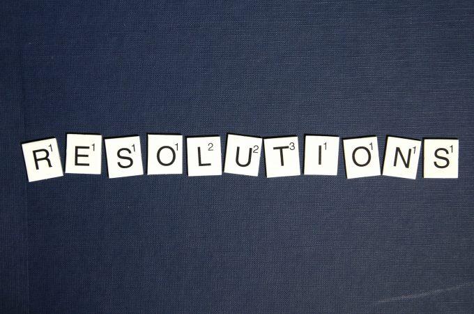 Mes enfants m'ont permis de vraiment comprendre ce que sont mes resolutions