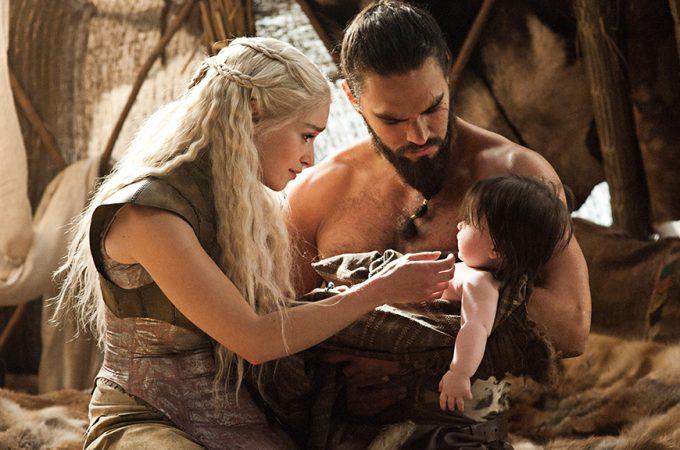 Khal Drogo ou la tragédie du père